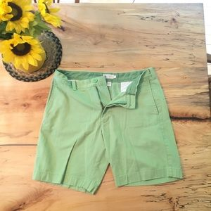 Men's J Cree Shorts - Green Size 33